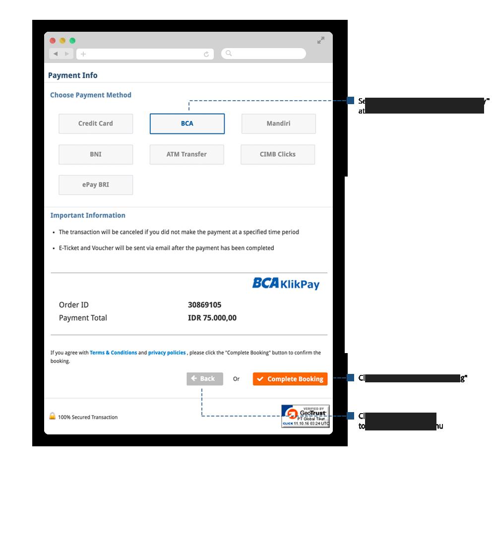 How To Find Order And Book Online Tiketcom Voucher Indomaret Rp 10000000 Digital Code Cara Pesan Tiket Kereta Api