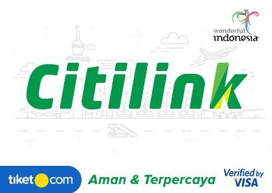 Tiket Citilink Ke Padang Pdg Harga Promo Murah Tiket Com