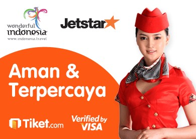 Official Partner Jetstar