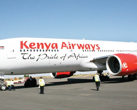 Foto KENYA AIRWAYS