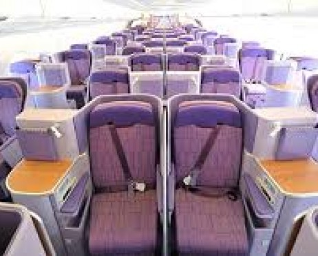 Foto THAI AIRWAYS