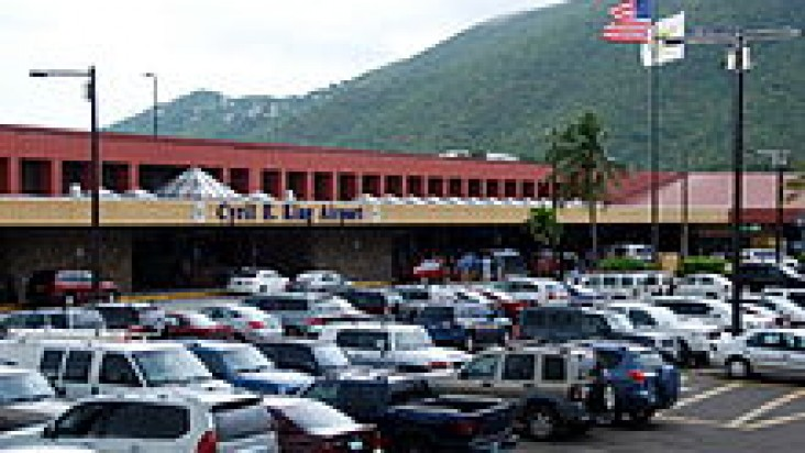 Foto Bandara di Cyril E. King  Saint Thomas