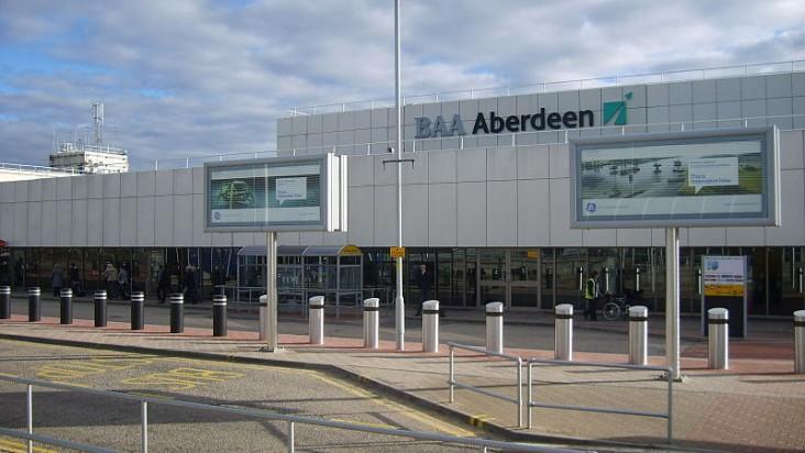 Foto Bandara di Aberdeen Aberdeen