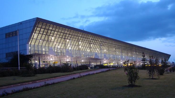 Foto Bandara di Addis Ababa Bole  Debre Zeyit