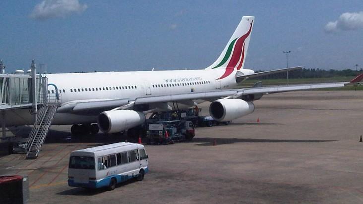 Foto Bandara di Bandaranaike  Sri Lanka