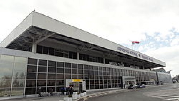 Foto Bandara di Belgrade Nikola Tesla Belgrade