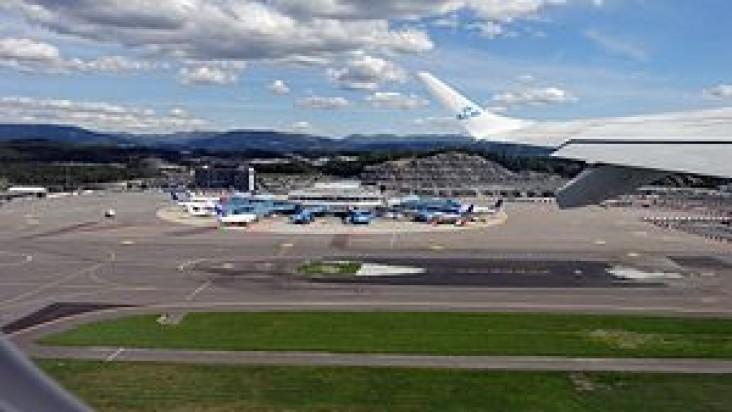 Foto Bandara di Bergen Flesland
