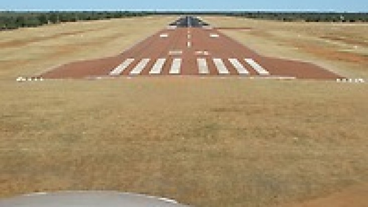 Foto Bandara di Blackall Blackall
