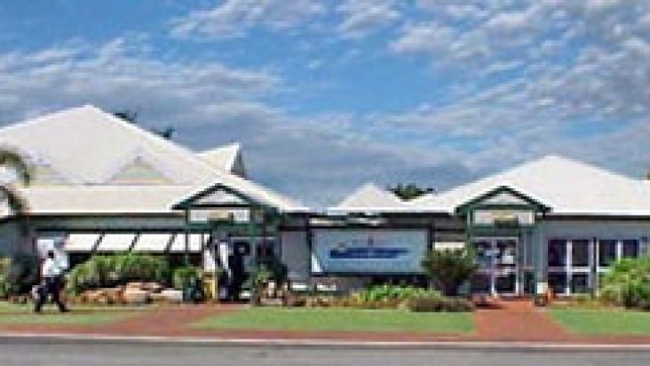 Foto Bandara di Broome  Broome