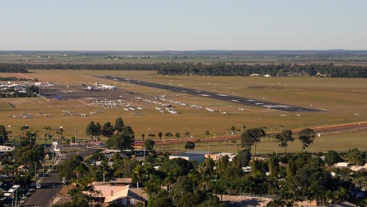 Foto Bandara di Bundaberg Bundaberg