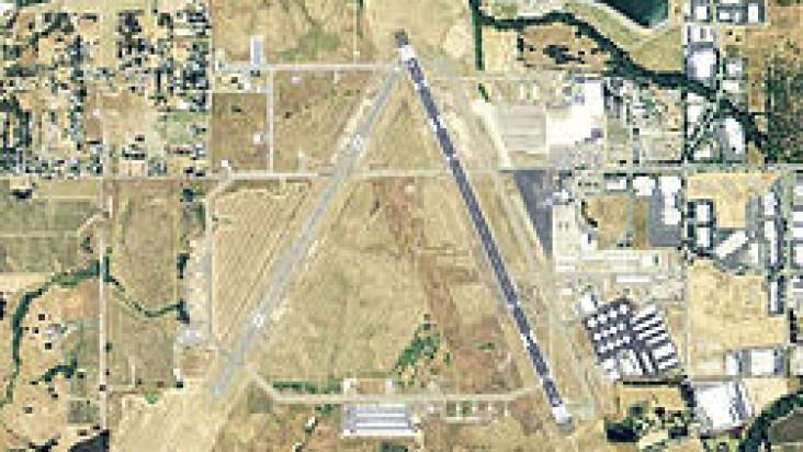 Foto Bandara di Charles M. Schulz Sonoma County
