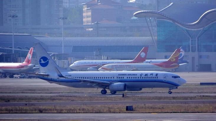 Foto Bandara di Chongqing Jiangbei Chongqing