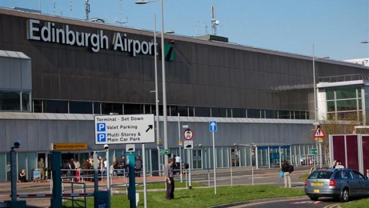 Foto Bandara di Edinburgh  Edinbrugh