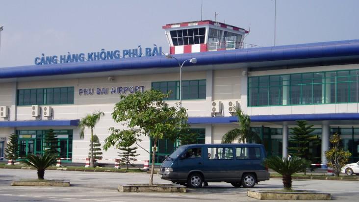Foto Bandara di Phu Bai Huong Thuy