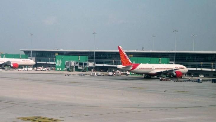 Foto Bandara di Indira Gandhi New Delhi