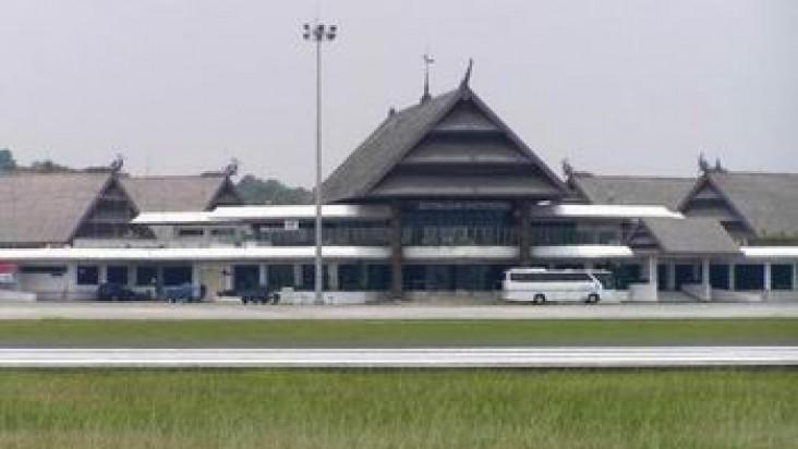 Foto Bandara di Juwata Tarakan