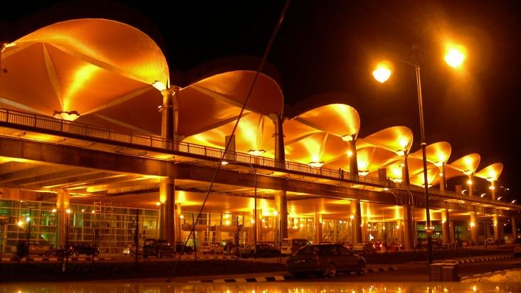 Foto Bandara di Kuching Kuching