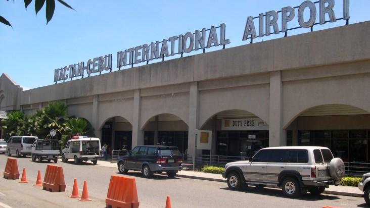 Foto Bandara di Mactan-cebu Central Visayas