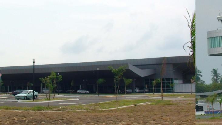 Foto Bandara di Batu Berendam Melaka