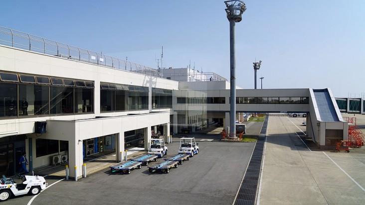 Foto Bandara di Miho-yonago Miho