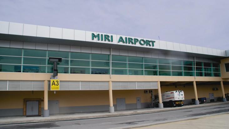 Foto Bandara di Miri Miri