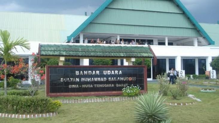 Foto Bandara di Muhammad Salahuddin Bima