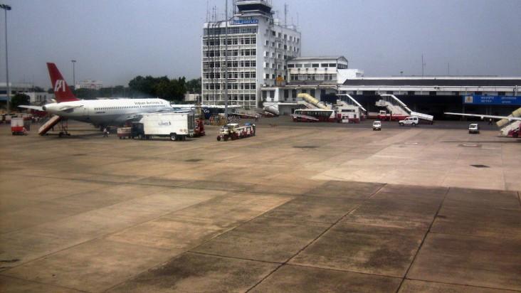 Foto Bandara di Netaji Subhas Chandra Bosen Kolkata