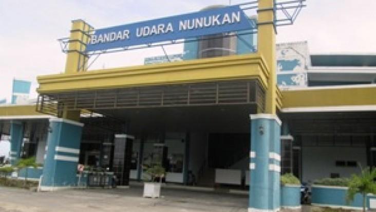 Foto Bandara di Nunukan Nunukan