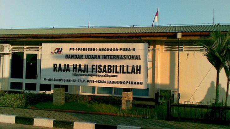 Foto Bandara di Raja Haji Fisabilillah Bintan   Tanjung Pinang