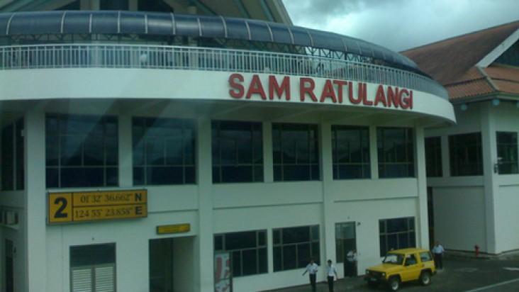 Foto Bandara di Sam Ratulangi Manado