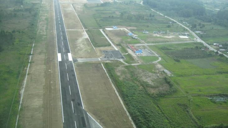 Foto Bandara di Silangit Silangit