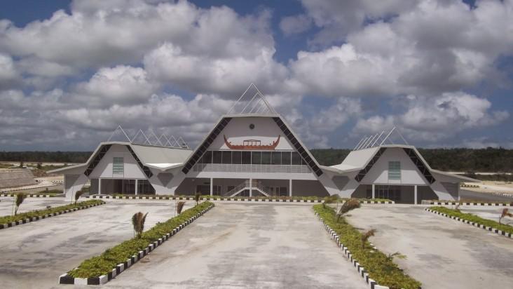 Foto Bandara di Dumatubun    Langgur   Tual