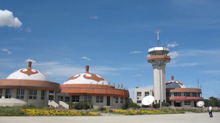Foto Bandara di Xilinhot  Xilinhot