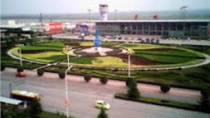 Foto Bandara di Yuncheng Guangong Yuncheng