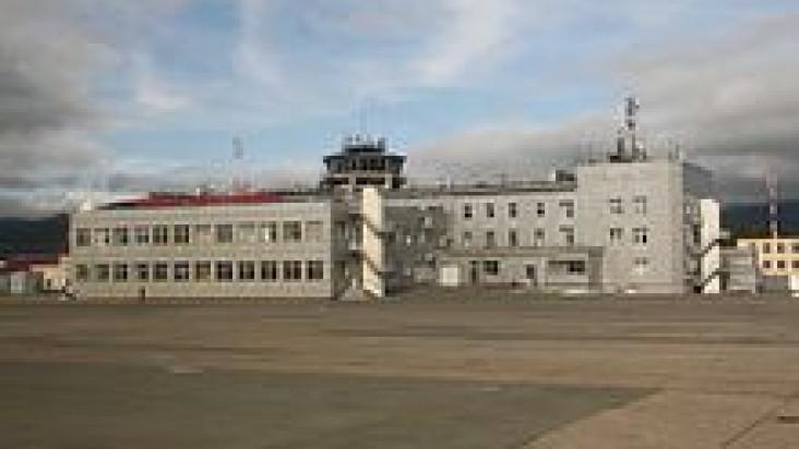 Foto Bandara di Yuzhno-sakhalinsk Airport Yuzhno Sakhalinsk