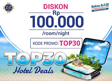 Promo Hotel Top 30 Season 7