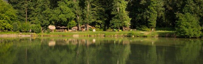 Lake Mustika