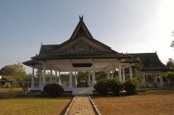 Makam Sultan Thaha Syaifuddin