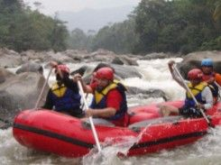 Arung Jeram Ciberang / Cibeurang