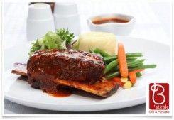 B'Steak Grill & Pancake Green Ville