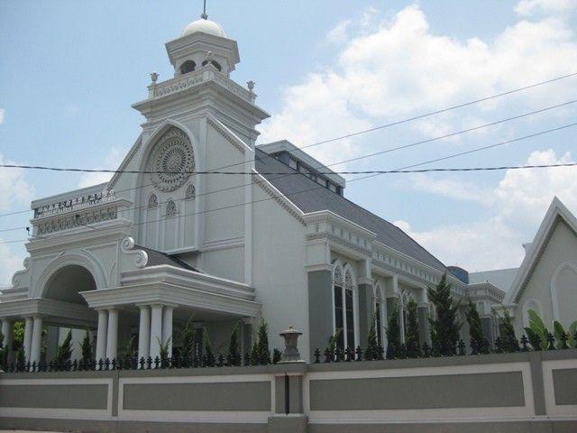 Gereja Lama Medan Immanuel