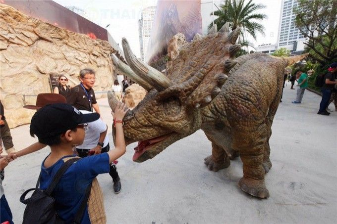 harga tiket Admission to Dinosaur Planet