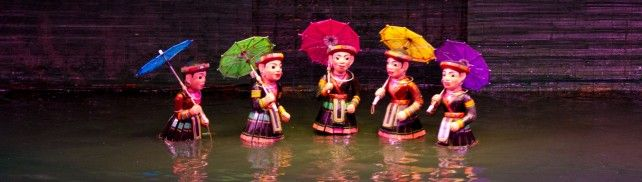 Admission to Nha Trang Water Puppet Show