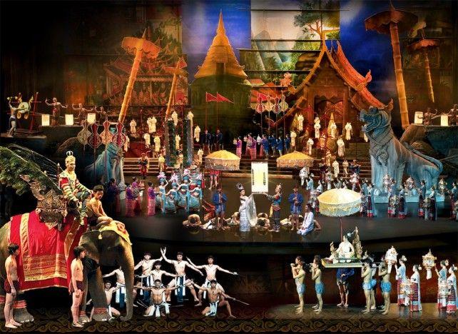 Admission to Siam Niramit Phuket (Chinese Markets Only)