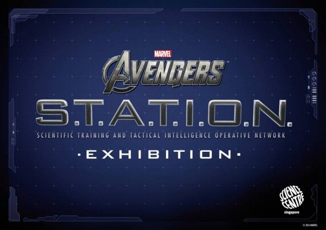 Admission to the Avengers S.T.A.T.I.O.N.