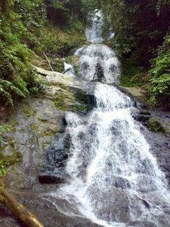 Air Terjun Tingkat Tujuh Tamiang