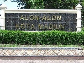Alun Alun Madiun
