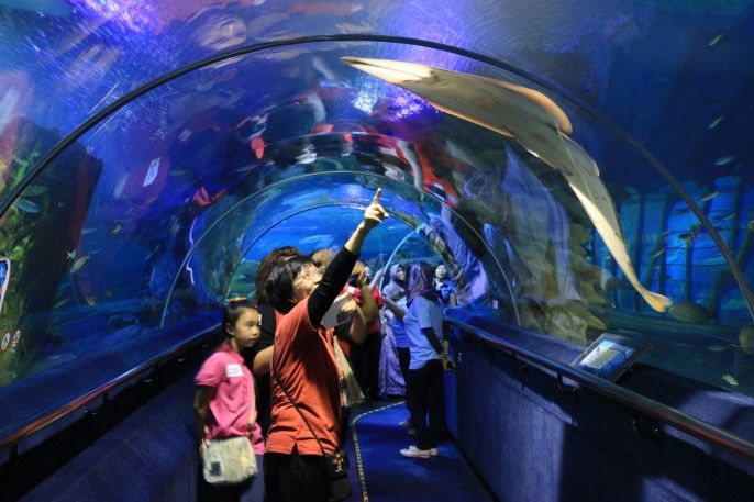harga tiket Aquaria KLCC Admission Ticket