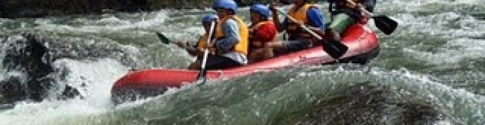 Sungai Geumpang Rafting