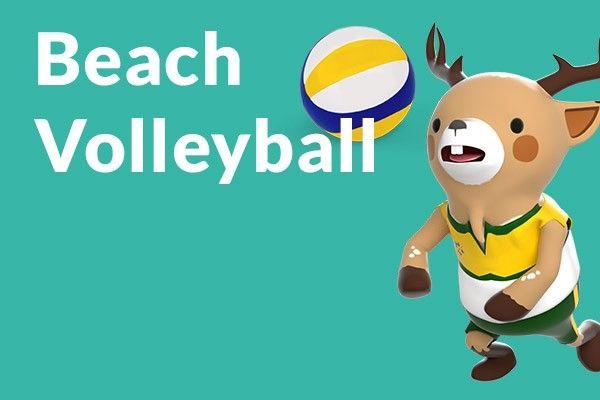 harga tiket ASIAN GAMES 2018 : BEACH VOLLEY BALL